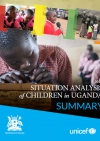 Summary: 2015 Situation Analysis of Children in Uganda
