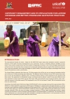 Community engagement and its implications for latrine coverage and better hygiene and sanitation practices