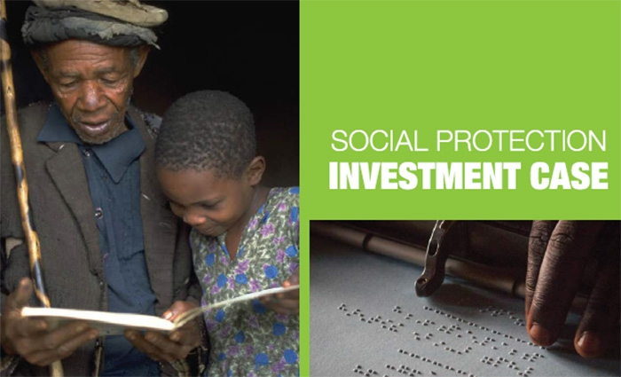 National Social Protection Investment Case launched in Uganda